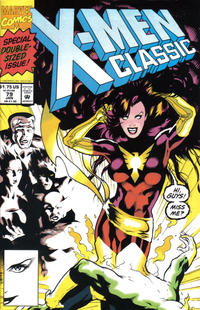 Cover Thumbnail for X-Men Classic (Marvel, 1990 series) #79 [Direct]
