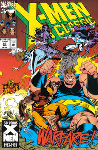 Cover Thumbnail for X-Men Classic (Marvel, 1990 series) #82 [Direct Edition]