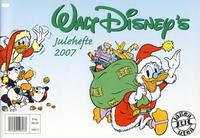 Cover Thumbnail for Walt Disney's julehefte (Hjemmet / Egmont, 2002 series) #2007 [Bokhandelutgave]