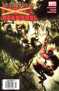 Cover Thumbnail for Cable & Deadpool (Marvel, 2006 series) #49 [Newsstand]