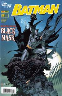 Cover Thumbnail for Batman (Panini Deutschland, 2007 series) #48