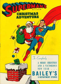 Superman's Christmas Adventure