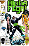 Cover Thumbnail for Alpha Flight (1983 series) #37 [Direct Edition]