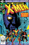 Cover for The Uncanny X-Men (Marvel, 1981 series) #149 [Direct]