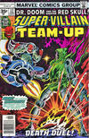 Cover Thumbnail for Super-Villain Team-Up (1975 series) #12 [35 cent cover variant]