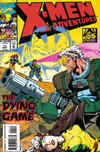 Cover for X-Men Adventures (Marvel, 1992 series) #11 [Direct Edition]