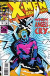 Cover for X-Men Adventures (Marvel, 1992 series) #12 [Direct Edition]