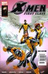 Cover for X-Men: First Class (Marvel, 2007 series) #11 [Newsstand]