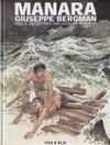 Cover for Giuseppe Bergman (Oog & Blik, 2005 series) #9 - De odyssee van Giuseppe Bergman