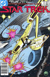 Cover for Star Trek (DC, 1984 series) #12 [Newsstand]