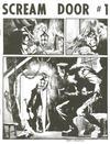 Cover for Scream Door (Mark Feldman and Robert Lewis, 1971 series) #1