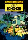 Cover for Baard en Kale (Dupuis, 1954 series) #8 - Villa Long-Cri