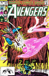 Cover Thumbnail for The Avengers (1963 series) #231 [Direct Edition]