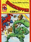 Cover for Edderkoppen Superseriealbum (Atlantic Forlag, 1979 series) #1