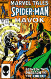 Cover for Marvel Tales (Marvel, 1966 series) #205 [Direct Edition]