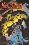 Cover for Kolchak: The Night Stalker Files (Moonstone, 2010 series) #1 [Cover D]