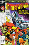 Cover for Spider-Woman (Marvel, 1978 series) #43 [Direct]