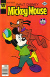 Cover Thumbnail for Mickey Mouse (1962 series) #182 [Whitman]