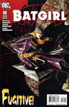 Cover for Batgirl (DC, 2009 series) #16