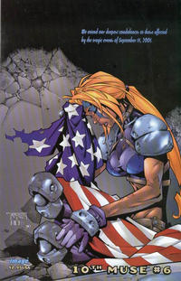 Cover Thumbnail for 10th Muse (Image, 2000 series) #6