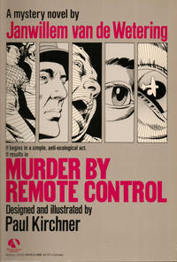 Cover Thumbnail for Murder by Remote Control (Random House, 1986 series)