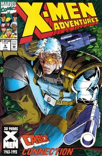 Cover Thumbnail for X-Men Adventures (Marvel, 1992 series) #8 [Direct]