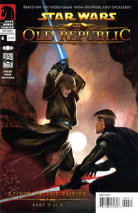Cover Thumbnail for Star Wars: The Old Republic (Dark Horse, 2010 series) #6