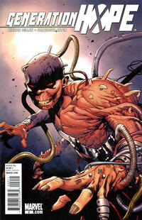 Cover Thumbnail for Generation Hope (Marvel, 2011 series) #2