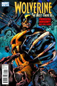 Cover Thumbnail for Wolverine: The Best There Is (Marvel, 2011 series) #1