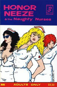 Cover Thumbnail for Honor Neeze (Shunga Comix, 1991 series) #3