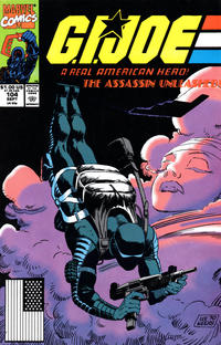 Cover Thumbnail for G.I. Joe, A Real American Hero (Marvel, 1982 series) #104 [Direct Edition]