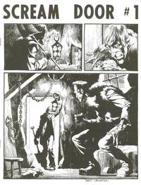 Cover Thumbnail for Scream Door (Mark Feldman and Robert Lewis, 1971 series) #1