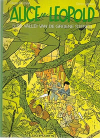 Cover Thumbnail for Alice en Leopold (Dupuis, 1991 series) #3