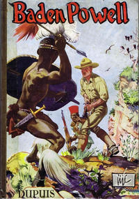 Cover Thumbnail for Baden Powell (Dupuis, 1950 series)