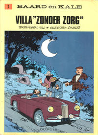 Cover Thumbnail for Baard en Kale (Dupuis, 1954 series) #1