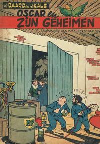 Cover Thumbnail for Baard en Kale (Dupuis, 1954 series) #3
