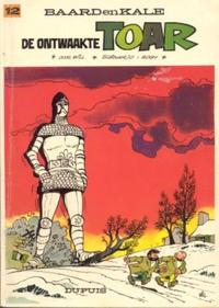 Cover Thumbnail for Baard en Kale (Dupuis, 1954 series) #12 - De ontwaakte Toar [Eerste druk]