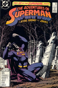 Cover Thumbnail for Adventures of Superman (DC, 1987 series) #444 [Direct]