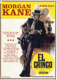 Cover Thumbnail for Morgan Kane (Allers Forlag, 2010 series) #2010 - El Gringo