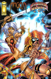 Cover Thumbnail for Angela/Glory: Rage of Angels (Image, 1996 series) #1