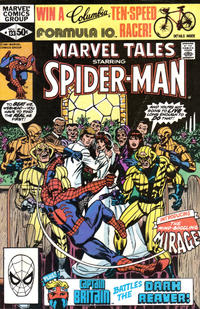 Cover Thumbnail for Marvel Tales (Marvel, 1966 series) #133 [Direct Edition]