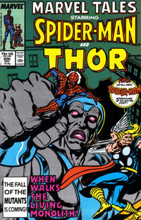 Cover Thumbnail for Marvel Tales (Marvel, 1966 series) #206 [Direct Edition]