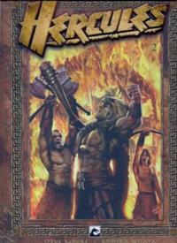Cover Thumbnail for Hercules (Dark Dragon Books, 2010 series) #2