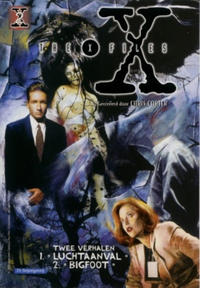 Cover Thumbnail for X-Files (De Stripuitgeverij/Infotex, 1999 series) #2
