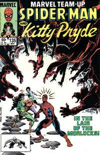 Cover Thumbnail for Marvel Team-Up (Marvel, 1972 series) #135 [Direct]