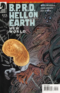 Cover Thumbnail for B.P.R.D.: Hell on Earth — New World (Dark Horse, 2010 series) #5