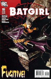 Cover Thumbnail for Batgirl (DC, 2009 series) #16