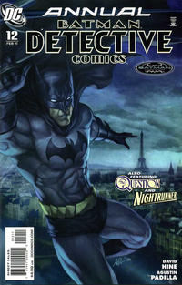 Cover Thumbnail for Detective Comics Annual (DC, 1988 series) #12