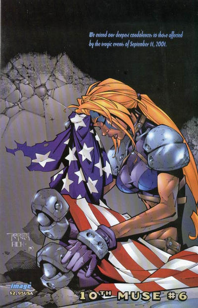 Cover for 10th Muse (Image, 2000 series) #6