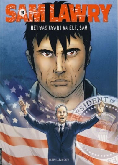 Cover for Sam Lawry (Saga Uitgaven, 2008 series) #3